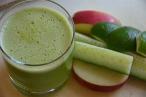 detox juice recept med selleri