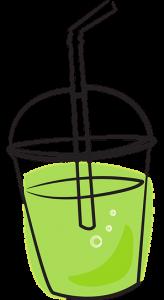 Grön juice detox