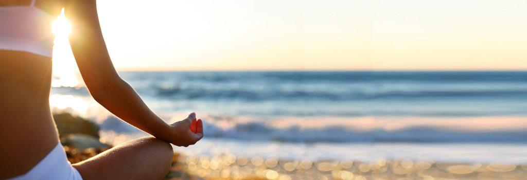 Yoga och juice detox