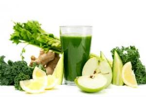 Go green juice recept