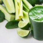 grön juice för detox