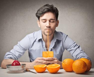 Fördelarna med en juicefasta