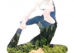 Stärk kroppen med yoga