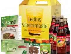 Vitaminfasta, 6 dagars – Ledins
